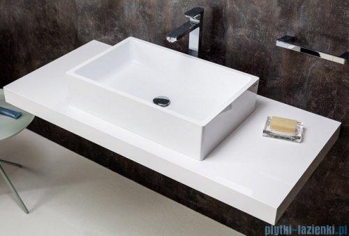 Ravak Formy blat pod umywalkę I 1200 biały X000000841