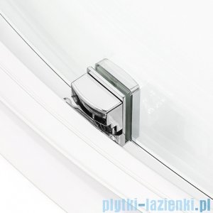 New Trendy New Corrina kabina przyścienna 110x90x195 cm przejrzyste K-0479