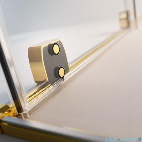 Radaway Furo Gold KDD kabina 110x110cm szkło przejrzyste 10105110-09-01L/10105110-09-01R