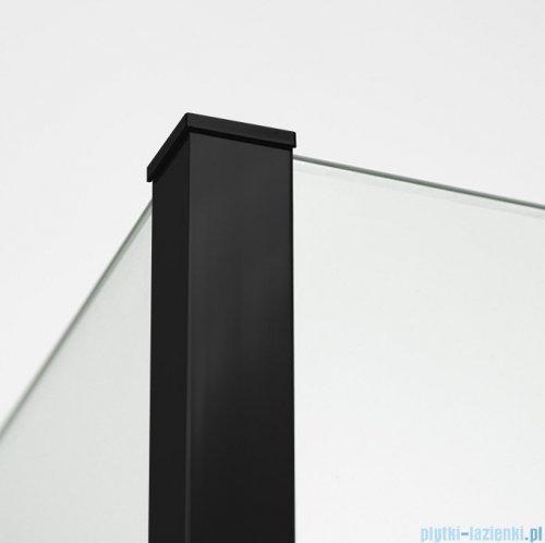 New Trendy New Modus Black kabina Walk-In 110x70x200 cm przejrzyste EXK-0067/EXK-0090