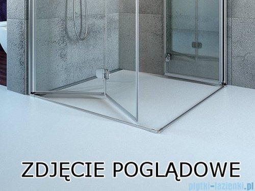 Radaway Arta Kds II kabina 130x80cm lewa szkło przejrzyste 386522-03-01R/386106-03-01/386110-03-01