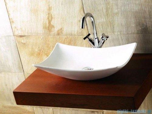 Bathco umywalka nablatowa Magdalena 57x39 cm 0092