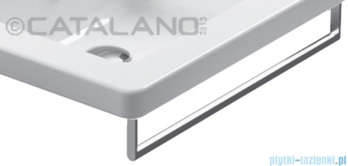 Catalano New Light reling do umywalki 48 cm chrom 5P55LI00