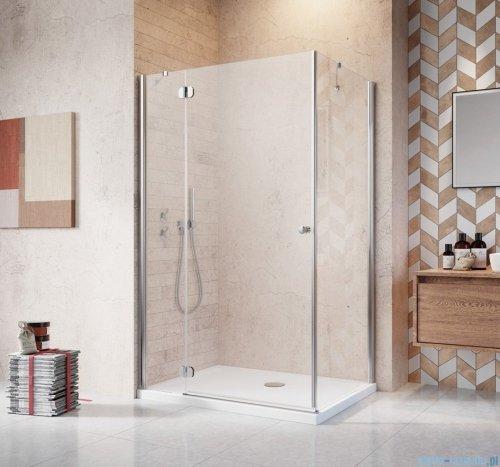 Radaway Torrenta Kdj Kabina prysznicowa 100x75 lewa szkło grafitowe 32243-01-05NL