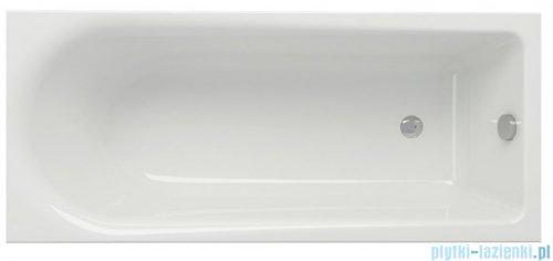 Cersanit Flavia wanna prostokątna 170x70 biała S301-107