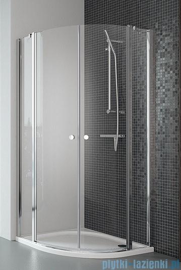 Radaway Eos II PDD kabina prysznicowa 80x80 szkło przejrzyste