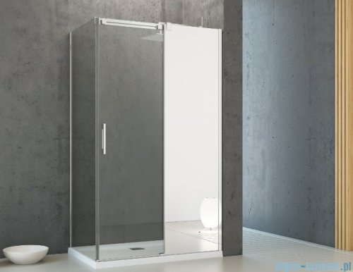 Radaway Espera KDJ Mirror kabina prysznicowa 100x80 prawa szkło przejrzyste