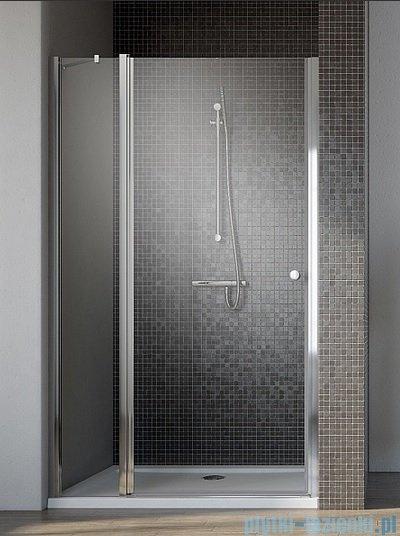Radaway Eos II DWJ Drzwi prysznicowe 110x195 lewe szkło przejrzyste