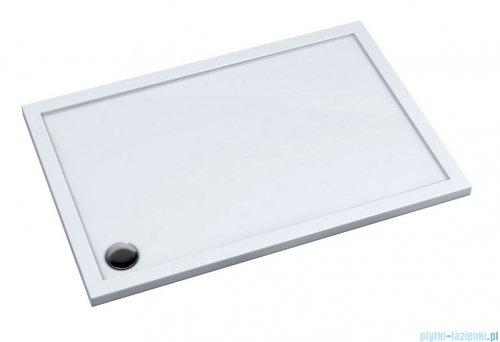 Schedpol Corrina New brodzik prostokątny z SafeMase 140x75x4cm 3.4380