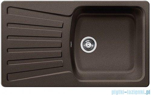 Blanco Nova 5 S Zlewozmywak Silgranit PuraDur kolor: kawowy  bez kor. aut. 515018