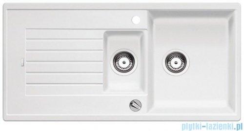 Blanco Zia 6 S Zlewozmywak Silgranit PuraDur  kolor: biały  z kor. aut. 514734
