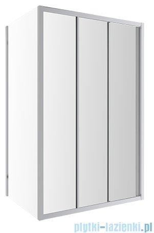 Omnires Bronx kabina prysznicowa 80x90x185cm przejrzysta