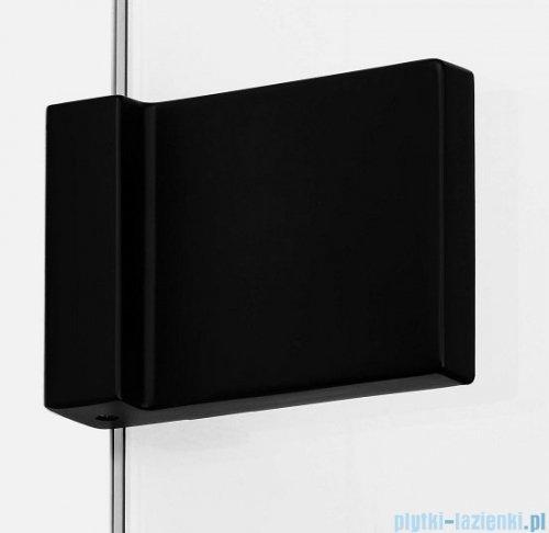 New Trendy Avexa Black kabina prostokątna 100x110x200 cm przejrzyste prawa EXK-1593