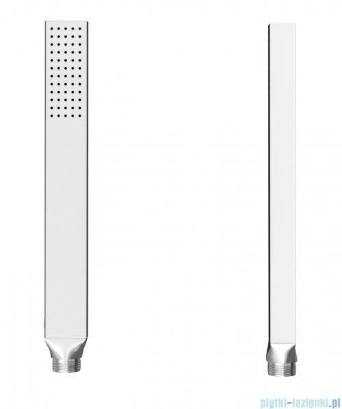 Kohlman Excelent zestaw wannowo-prysznicowy chrom QW211HQ25