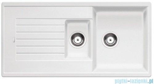Blanco Zia 6 S Zlewozmywak Silgranit PuraDur kolor: biały  bez kor. aut. 514742