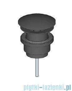 Riho Free flow Stone korek umywalkowy klik-klak czarny F93037