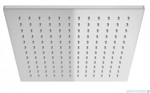 Kohlman Saxo zestaw wannowo-prysznicowy chrom QW211SQ35