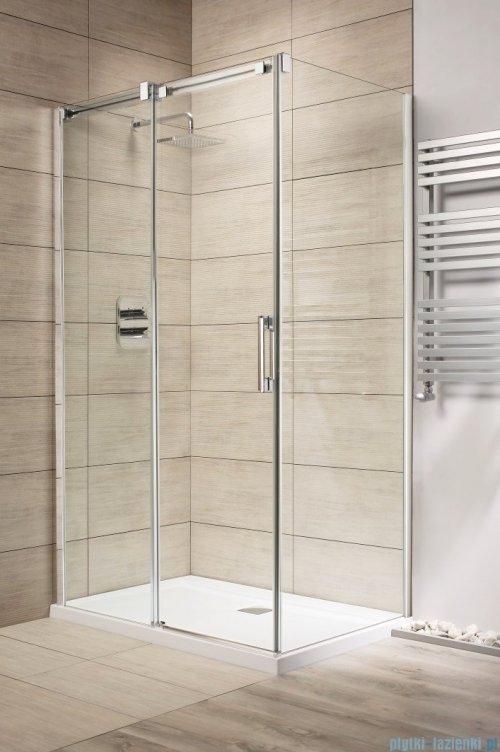 Radaway Espera Kdj kabina prysznicowa 110x100 lewa szkło przejrzyste bez progu