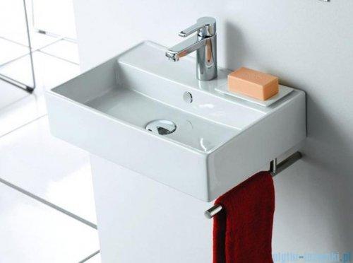 Bathco umywalka nablatowa Turin 50x35 cm 0017B