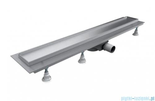 Schedpol Base-Low odpływ liniowy z maskownicą Plate 70x8x6,5cm OLP70/ST-LOW