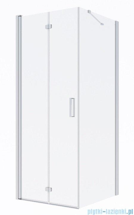 Oltens Trana kabina kwadratowa szkło przejrzyste 80x80 cm 20003100