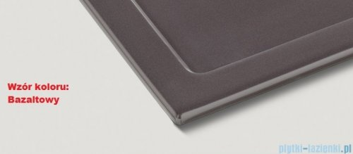 Blanco Idessa 45 S Zlewozmywak ceramiczny prawy kolor: Bazaltowy bez kor. aut. 516982