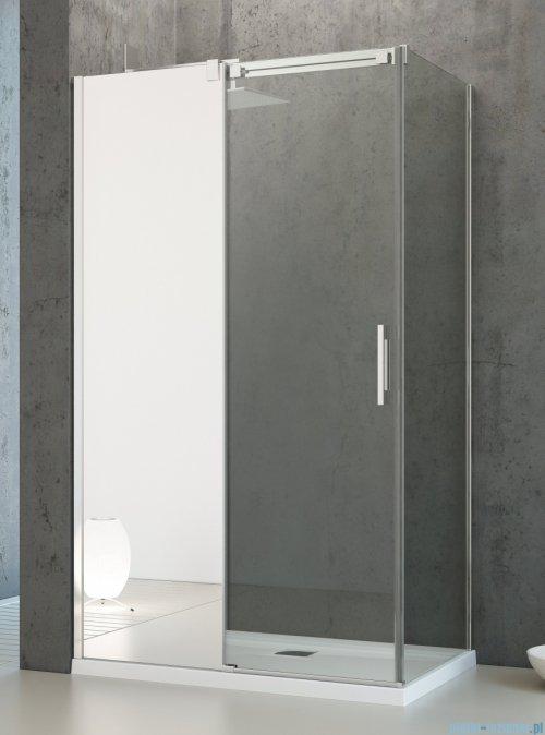 Radaway Espera KDJ Mirror kabina prysznicowa 140x80 lewa szkło przejrzyste ShowerGuard