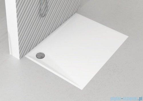 Schedpol Schedline Libra Smooth White brodzik prostokątny 120x90x3cm 3SP.L1P-90120