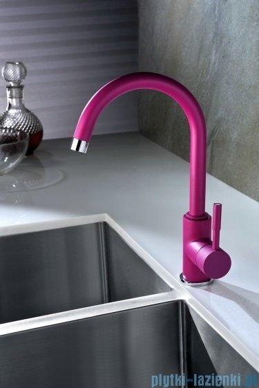 Blue Water Colorado bateria kuchenna różowy mat 5901730613032
