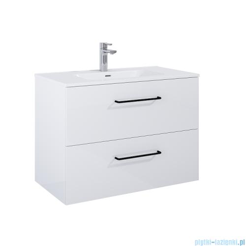 Elita Futuris szafka podumywalkowa 90x64x45cm biały połysk 167221