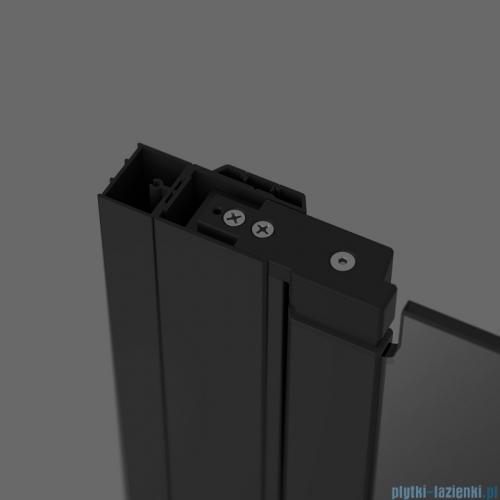Radaway Profil U poszerzający Nes Black + 20 mm P01-277200054