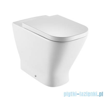 Roca Gap Rimless miska WC stojąca