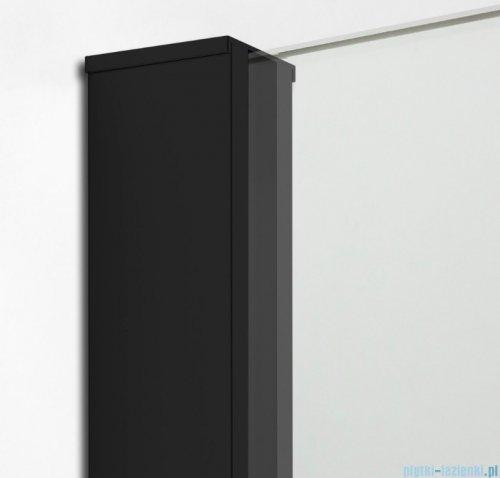 New Trendy New Modus Black kabina Walk-In 130x90x200 cm przejrzyste EXK-1292