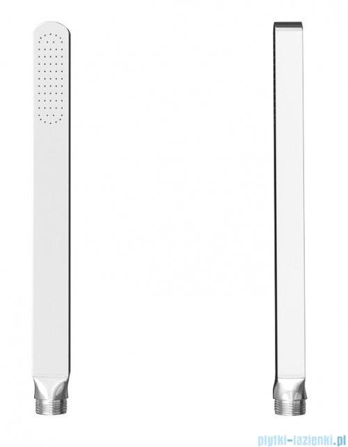 Kohlman Foxal zestaw prysznicowo-wannowy chrom QW211FQ40-009