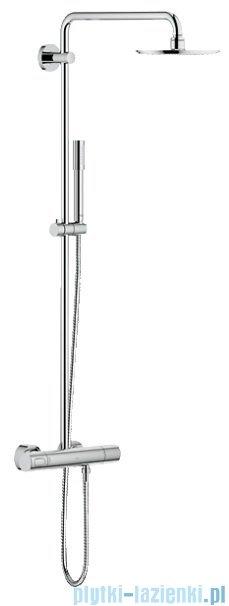 Grohe Rainshower 210 System prysznicowy z termostatem do montażu ściennego 27032001