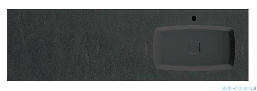 Vayer Citizen Leo K prawa 121x50cm umywalka strukturalna kolor 05