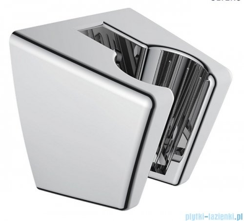 Oltens Saxan EasyClick Gide zestaw prysznicowy chrom/biały 36006110