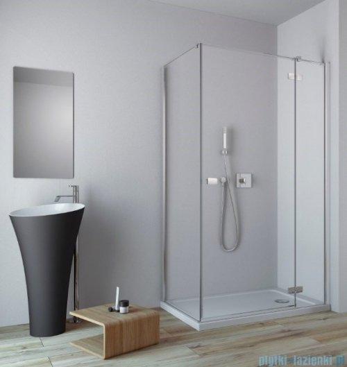 Radaway Fuenta New Kdj kabina 80x90cm prawa szkło przejrzyste ShowerGuard
