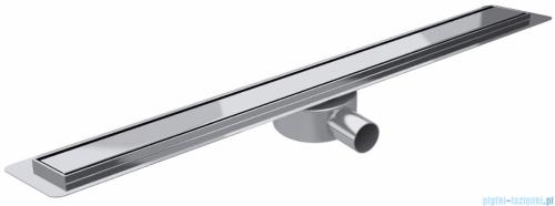 Wiper Premium Slim Pure odpływ liniowy 80 cm z kołnierzem