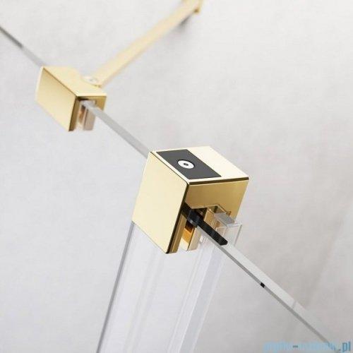 Radaway Furo Gold KDD kabina 90x110cm szkło przejrzyste 10105090-09-01L/10105110-09-01R