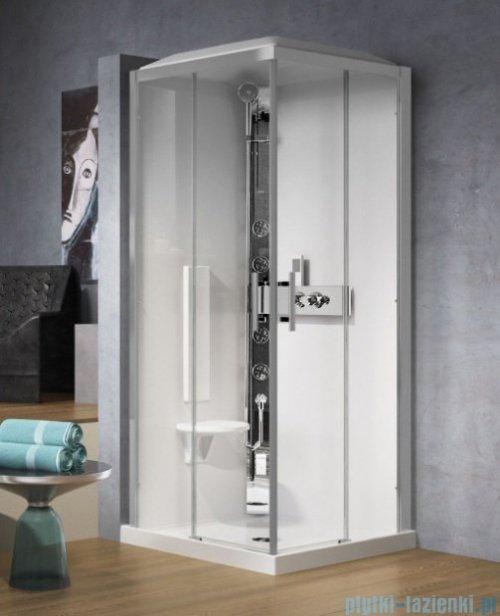 Novellini Glax 3 A90 kabina standard 90x90 chrom GL3A90M-1K