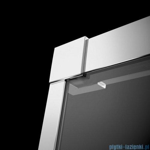 Radaway Idea Kdj kabina 100x100cm prawa szkło przejrzyste + brodzik Doros C + syfon