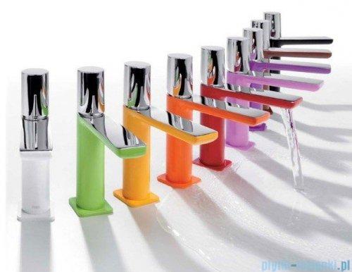 Tres Loft Colors Bateria umywalkowa z korkiem automatycznym czarny 200.103.02.NE.D