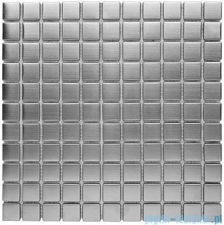 Dunin Metallic mozaika metalowa 30x30 dinox 010