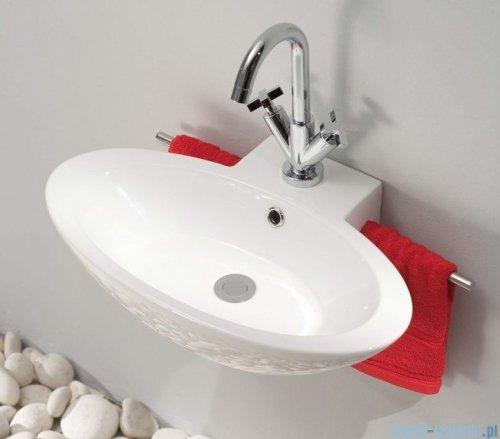 Bathco umywalka podwieszana TT2 60x40 cm 4010