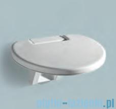 Novellini Glax 3 kabina prysznicowa z hydromasażem 120x80 lewa srebrny GL32P120SM1-1B
