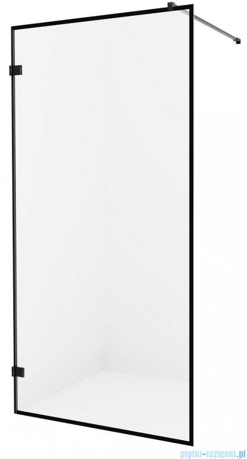 New Trendy Avexa Black kabina Walk-In 130x200 cm przejrzyste EXK-2054