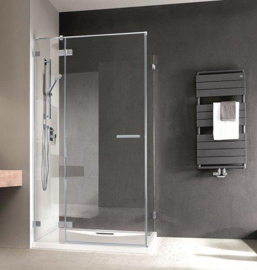 Radaway Euphoria KDJ Kabina prysznicowa 110x90 lewa szkło przejrzyste