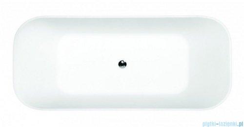 Besco Assos S-Line Glam złota 160x70cm wanna wolnostojąca #WMD-160-ALZ