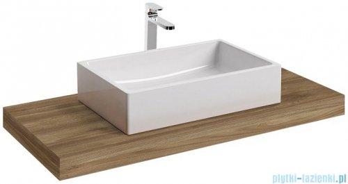 Ravak Formy blat pod umywalkę I 1000 orzech X000000846